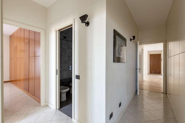 Appartamento in affitto a Milano, Brenta, Con giardino, 152 mq - Foto 11