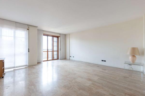 Appartamento in affitto a Milano, Brenta, Con giardino, 152 mq - Foto 19