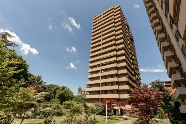 Appartamento in affitto a Milano, Brenta, Con giardino, 152 mq - Foto 3
