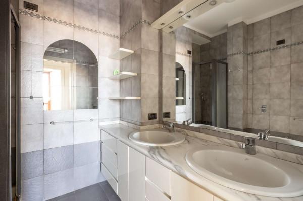 Appartamento in affitto a Milano, Brenta, Con giardino, 152 mq - Foto 5