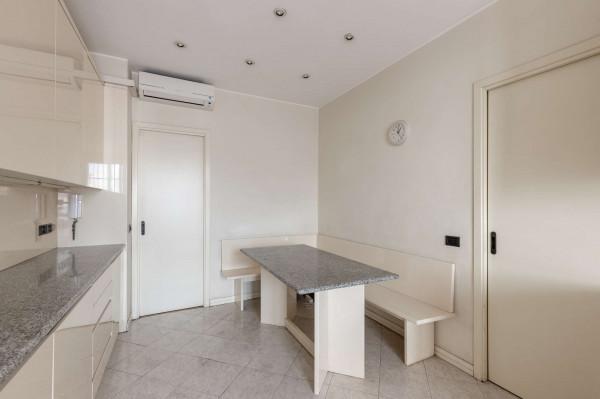 Appartamento in affitto a Milano, Brenta, Con giardino, 152 mq - Foto 13