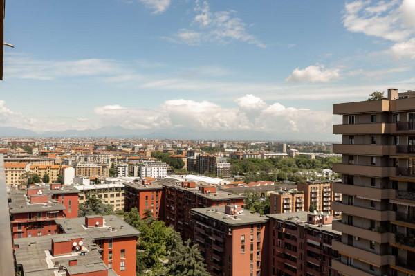 Appartamento in affitto a Milano, Brenta, Con giardino, 152 mq - Foto 16