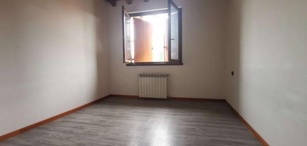Villa in vendita a Monte Cremasco, Residenziale, Con giardino, 173 mq - Foto 11