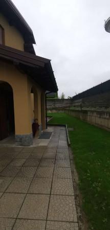Villa in vendita a Monte Cremasco, Residenziale, Con giardino, 173 mq - Foto 5