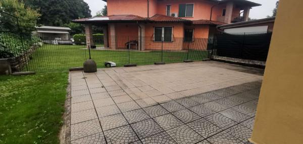 Villa in vendita a Monte Cremasco, Residenziale, Con giardino, 173 mq - Foto 18