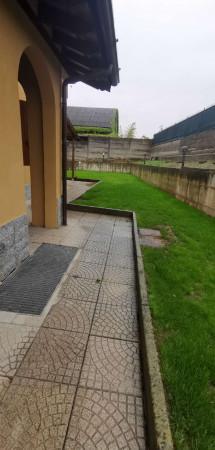 Villa in vendita a Monte Cremasco, Residenziale, Con giardino, 173 mq - Foto 17
