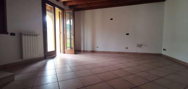 Villa in vendita a Monte Cremasco, Residenziale, Con giardino, 173 mq - Foto 33