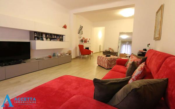 Appartamento in vendita a Taranto, Rione Italia, Montegranaro, 110 mq - Foto 10