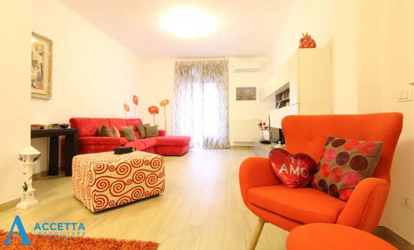 Appartamento in vendita a Taranto, Rione Italia, Montegranaro, 110 mq - Foto 3