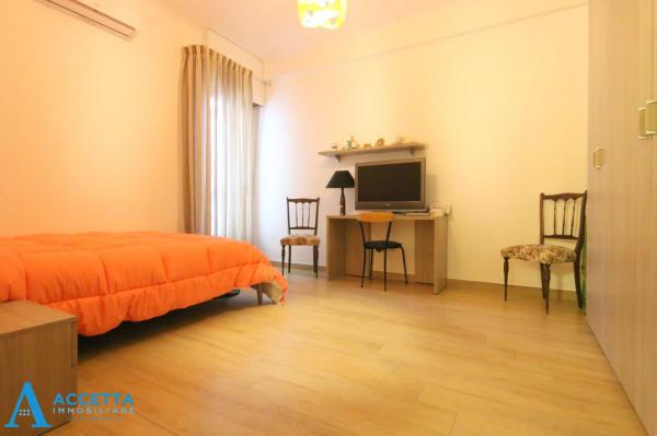 Appartamento in vendita a Taranto, Rione Italia, Montegranaro, 110 mq - Foto 13