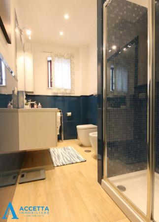 Appartamento in vendita a Taranto, Rione Italia, Montegranaro, 110 mq - Foto 14