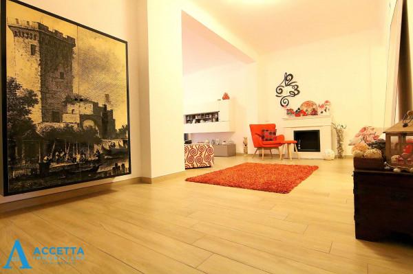 Appartamento in vendita a Taranto, Rione Italia, Montegranaro, 110 mq - Foto 18