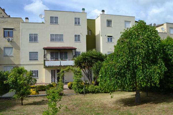 Appartamento in vendita a Roma, Dragoncello, Con giardino, 120 mq - Foto 4