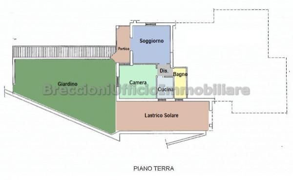 Appartamento in affitto a Trevi, Trevi Centro, Con giardino, 42 mq - Foto 18