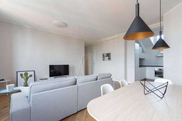 Appartamento in vendita a Milano, Cermenate, Arredato, 93 mq - Foto 19