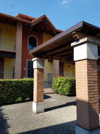 Appartamento in vendita a Trescore Cremasco, Residenziale, Con giardino, 121 mq - Foto 6