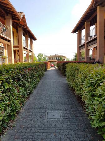 Appartamento in vendita a Trescore Cremasco, Residenziale, Con giardino, 121 mq - Foto 4