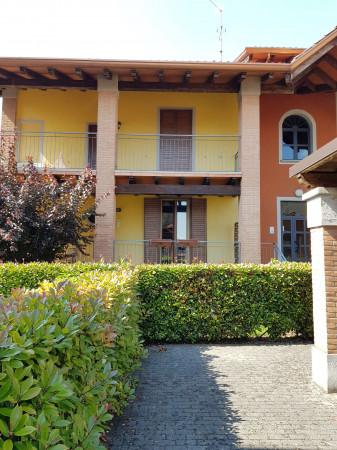 Appartamento in vendita a Trescore Cremasco, Residenziale, Con giardino, 121 mq - Foto 3