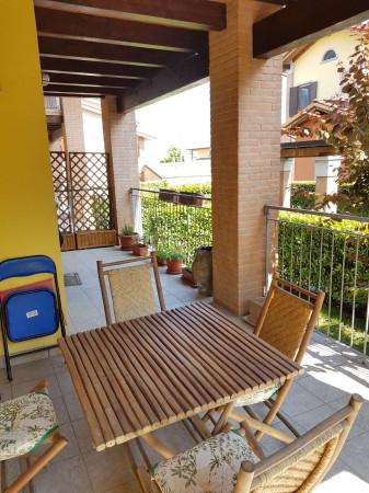 Appartamento in vendita a Trescore Cremasco, Residenziale, Con giardino, 121 mq - Foto 60