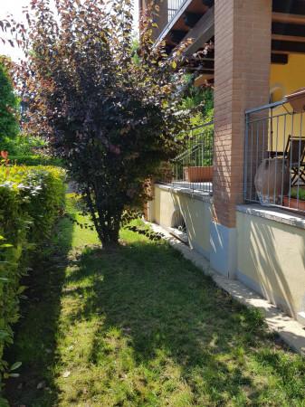 Appartamento in vendita a Trescore Cremasco, Residenziale, Con giardino, 121 mq - Foto 1