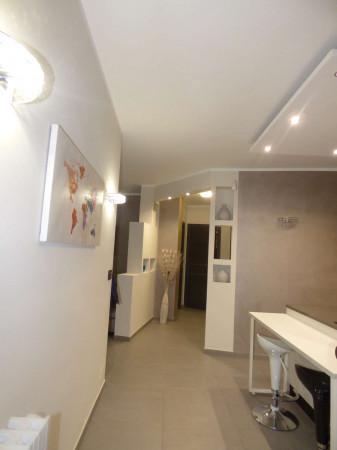 Appartamento in vendita a Borgaro Torinese, Con giardino, 90 mq - Foto 17