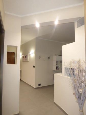 Appartamento in vendita a Borgaro Torinese, Con giardino, 90 mq - Foto 12
