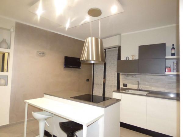 Appartamento in vendita a Borgaro Torinese, Con giardino, 90 mq - Foto 16