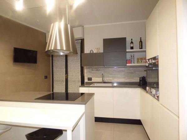 Appartamento in vendita a Borgaro Torinese, Con giardino, 90 mq - Foto 13