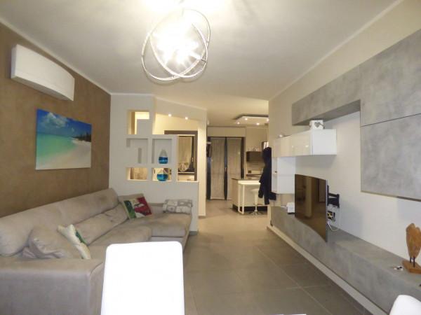 Appartamento in vendita a Borgaro Torinese, Con giardino, 90 mq - Foto 21