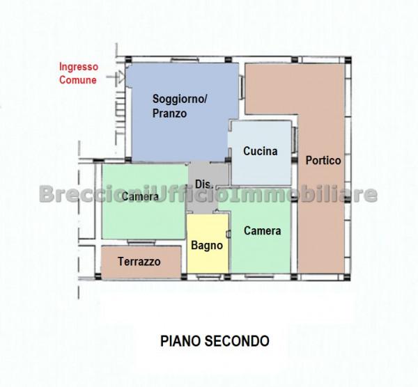 Appartamento in vendita a Trevi, Borgo Trevi, 70 mq - Foto 19