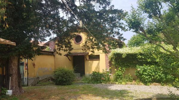 Rustico/Casale in vendita a San Giuliano Milanese, Viboldone, Con giardino, 291 mq - Foto 15
