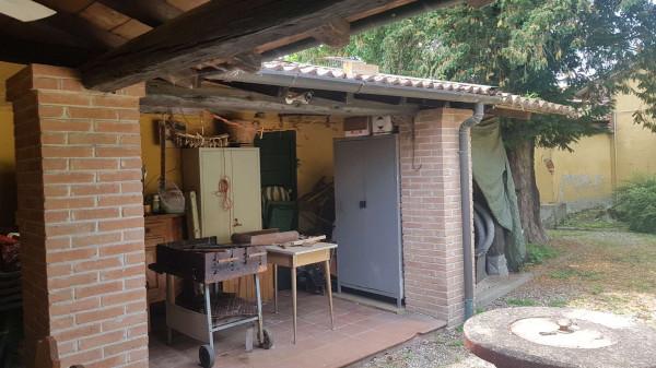 Rustico/Casale in vendita a San Giuliano Milanese, Viboldone, Con giardino, 291 mq - Foto 7
