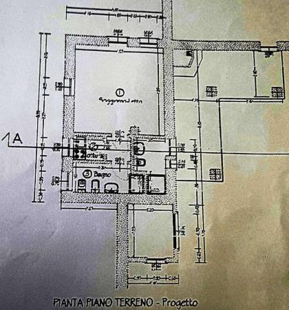 Rustico/Casale in vendita a San Giuliano Milanese, Viboldone, Con giardino, 291 mq - Foto 3