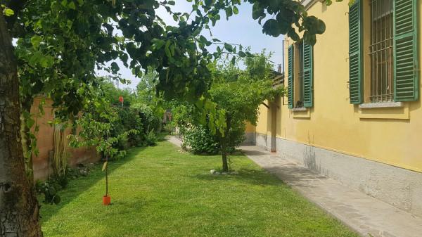 Rustico/Casale in vendita a San Giuliano Milanese, Viboldone, Con giardino, 291 mq - Foto 16