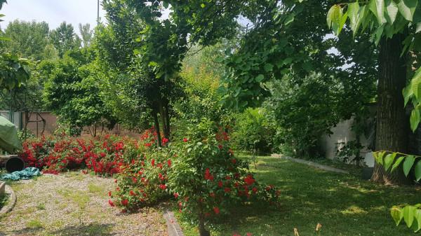 Rustico/Casale in vendita a San Giuliano Milanese, Viboldone, Con giardino, 291 mq - Foto 14