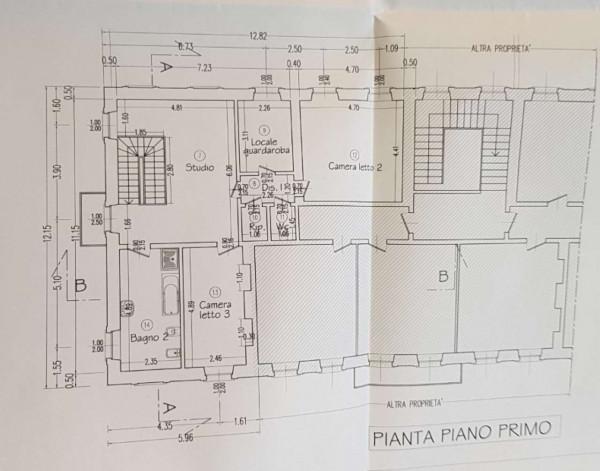 Rustico/Casale in vendita a San Giuliano Milanese, Viboldone, Con giardino, 291 mq - Foto 4
