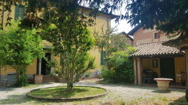 Rustico/Casale in vendita a San Giuliano Milanese, Viboldone, Con giardino, 291 mq - Foto 1