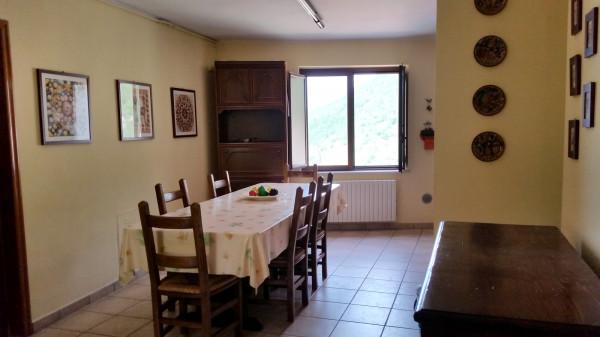 Casa indipendente in vendita a Introdacqua, Centro, Con giardino, 223 mq - Foto 5