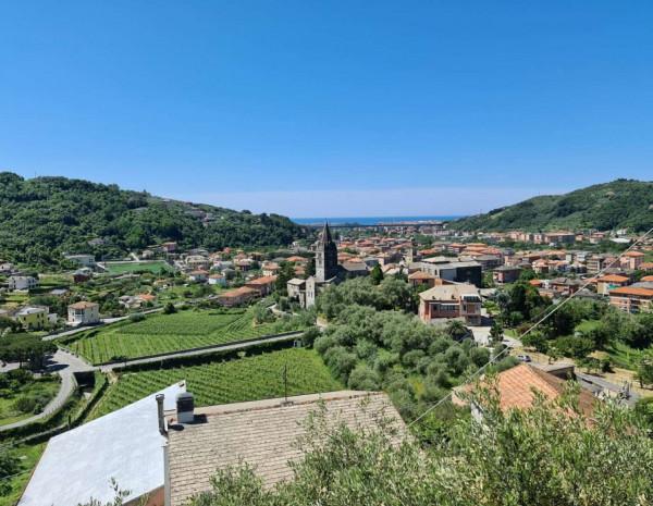 Villa in vendita a Cogorno, Basilica Dei Fieschi, Con giardino, 75 mq