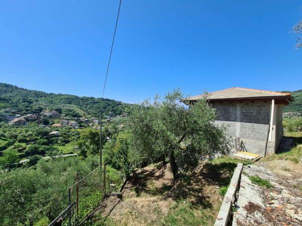 Villa in vendita a Cogorno, Basilica Dei Fieschi, Con giardino, 75 mq - Foto 15