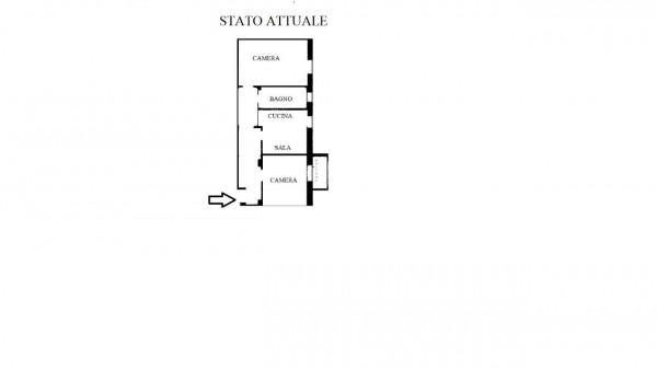 Appartamento in vendita a Milano, Gambara, 80 mq - Foto 4
