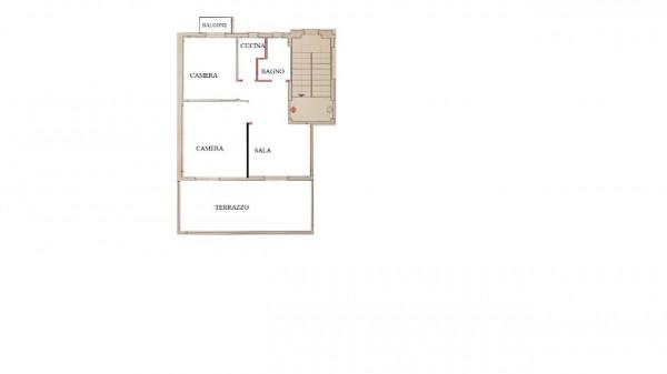 Appartamento in vendita a Milano, De Angeli, 80 mq - Foto 3