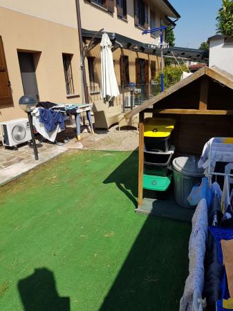 Villa in vendita a Spino d'Adda, Residenziale, Con giardino, 173 mq - Foto 74