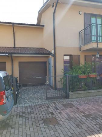 Villa in vendita a Spino d'Adda, Residenziale, Con giardino, 173 mq - Foto 8
