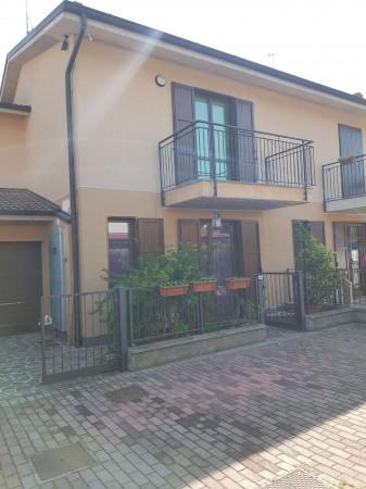Villa in vendita a Spino d'Adda, Residenziale, Con giardino, 173 mq - Foto 2