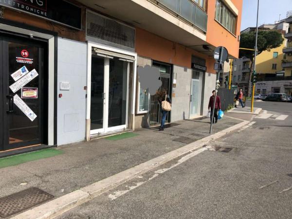Negozio in affitto a Roma, Baldo Degli Ubaldi, 55 mq - Foto 10