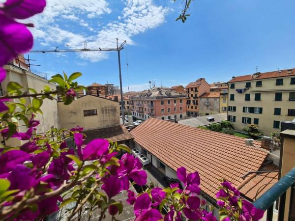 Appartamento in vendita a Chiavari, Centro Storico, 135 mq - Foto 3
