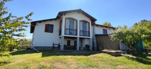 Rustico/Casale in vendita a Celle Enomondo, Merlazza, Con giardino, 300 mq - Foto 1