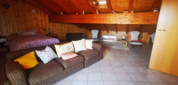Villa in vendita a Cremosano, Residenziale, Con giardino, 115 mq - Foto 3
