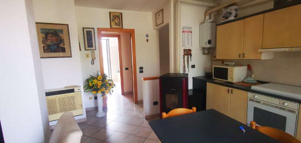 Villa in vendita a Cremosano, Residenziale, Con giardino, 115 mq - Foto 24